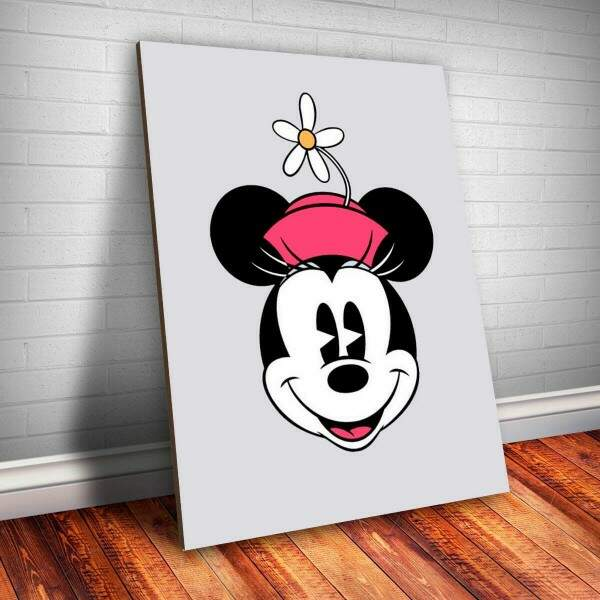 Placa Decorativa Disney 1