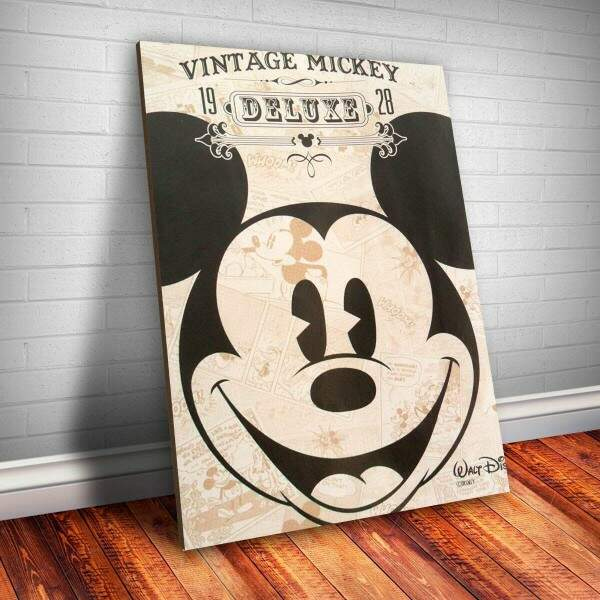 Placa Decorativa Disney 3