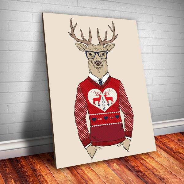 Placa Decorativa Hipster 4