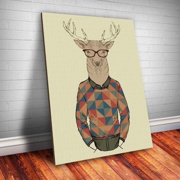 Placa Decorativa Hipster 5
