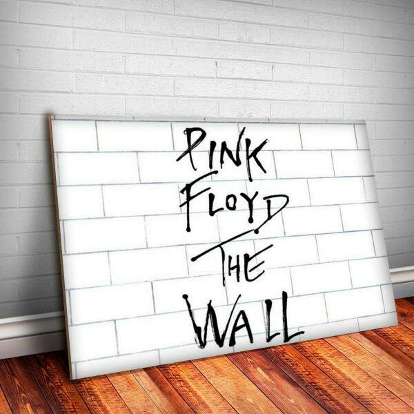Placa Decorativa Pink Floyd 6