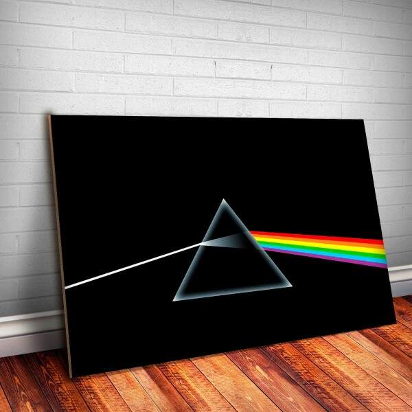 Placa Decorativa Pink Floyd 8