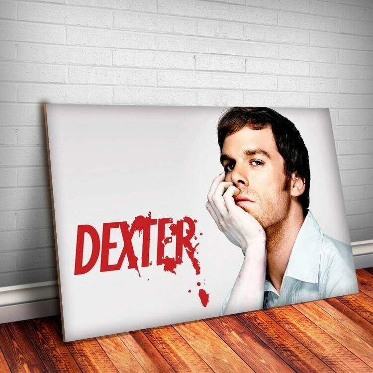 Placa Decorativa Dexter 11