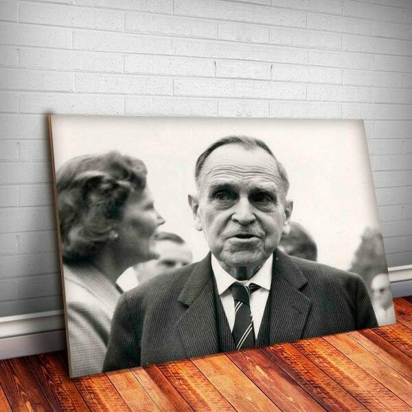 Placa Decorativa Otto Hahn 2