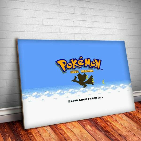 Placa Decorativa Pokemon 36