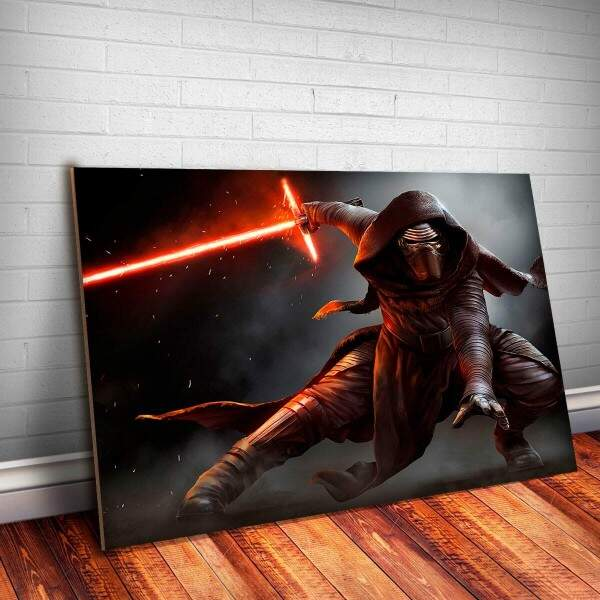 Placa Decorativa Star Wars 47