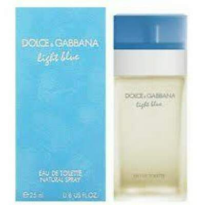 Essência Premium  Light In Blue - Dolce e Gabbana feminino