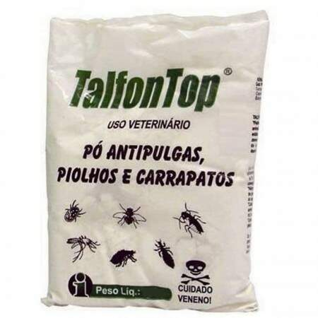 Antipulgas e Carrapatos Talfon Top Pó 1kg