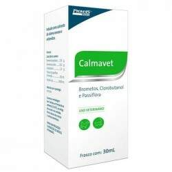 Calmante Natural Calmavet 30ml.