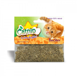 Catnip Pet Erva do Gato BioStar 2g.