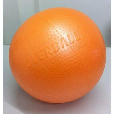 SOFTGYM (OVER BALL) GYMNIC - LARANJA 23cm