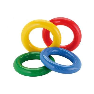 GYM RING 18 cm Gymnic cj 4 unidades