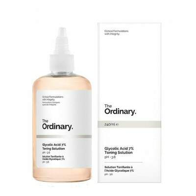 The Ordinary Ácido Glicólico 7%