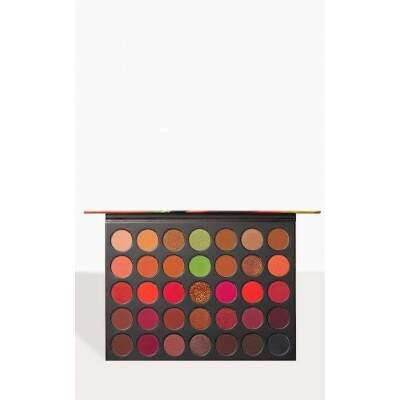 PALETA MORPHE 35O3 FIERCE BY NATURE ARTISTRY