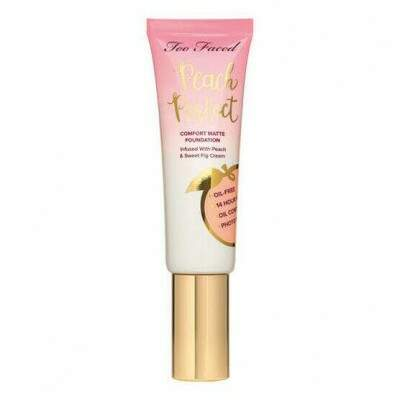 Base Peach Perfect Comfort Matte Too Faced