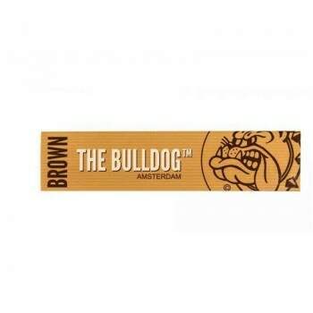 Seda The Bulldog Brown King Size Slim Unidade