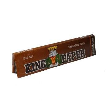 Seda King Paper King Size Unbleached (Brown) Unidade