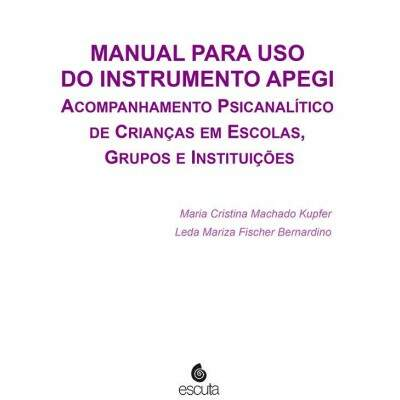 Manual Para Uso do Instrumento APEGI