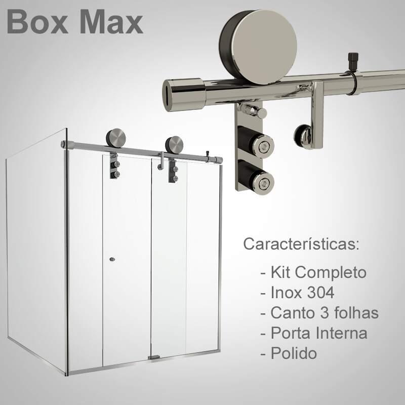 Box de Correr - Modelo Max