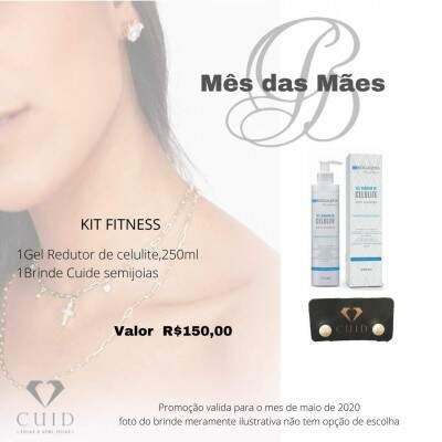 KIT FITNESS BIOGALENA CUID