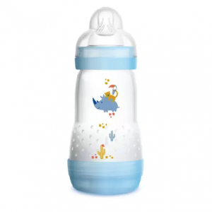 Mam Mamadeira Easy Start - 260ml Azul