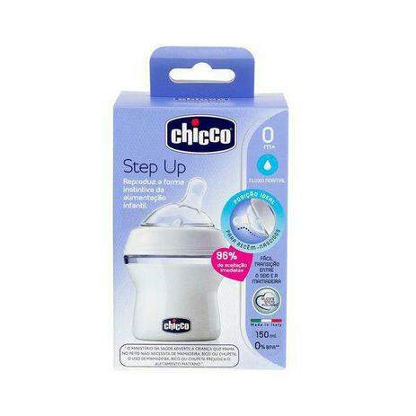 AC INF CHICCO MAMADEIRA STEP UP 150ML NORMAL 0M+