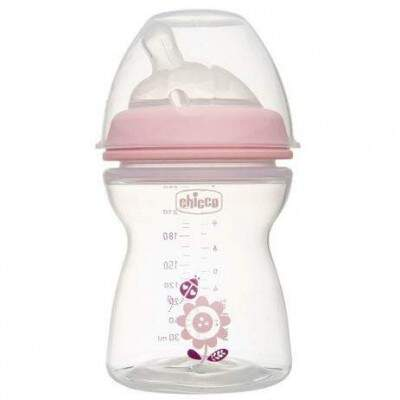 AC INF CHICCO MAMADEIRA STEP UP 250 ml ROSA