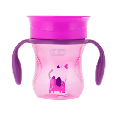 Chicco Perfect Cup 200ml - Rosa