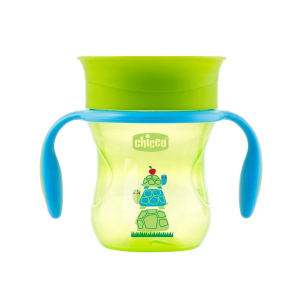 Chicco Perfect Cup 200ml - Verde