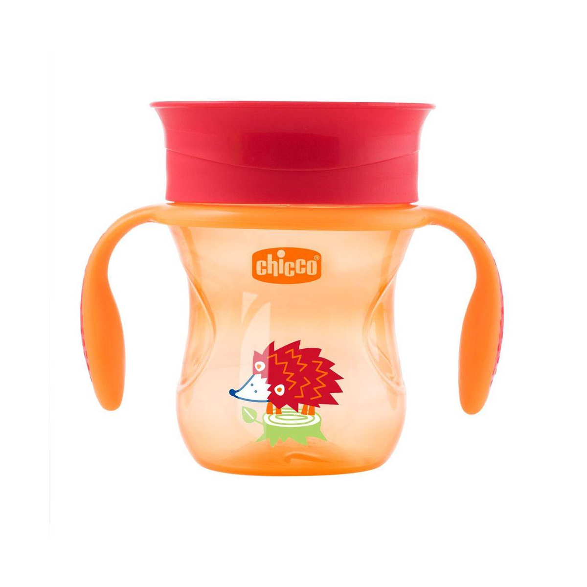 Chicco Perfect Cup 200ml - Laranja