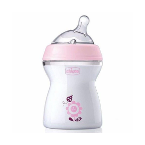 Chicco Mamadeira Step Up 150ml - Rosa