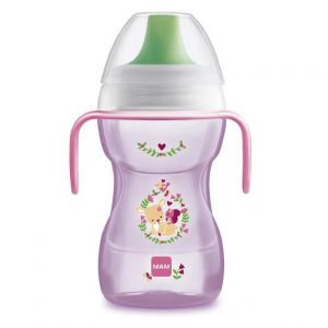 MAM COPO LEARN TO DRINK GIRLS +8m 270ml REF4244