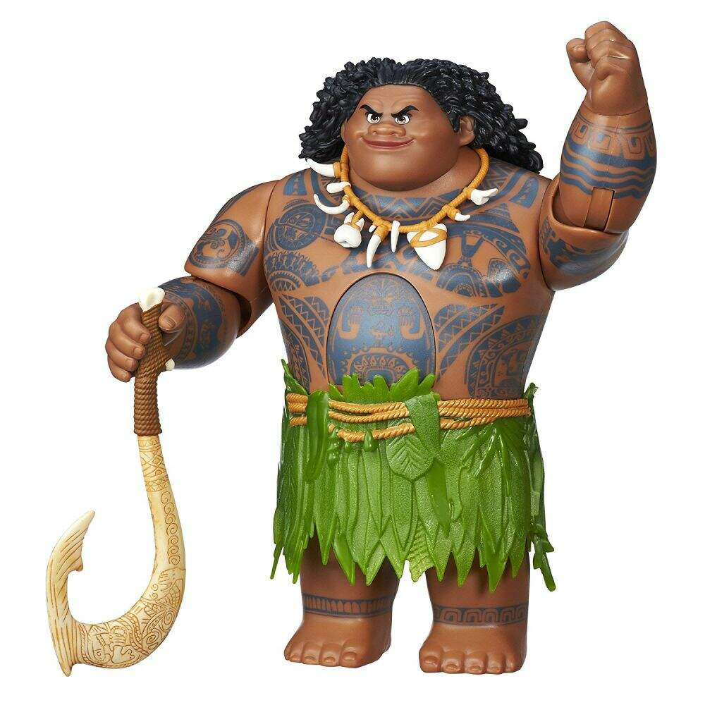 Personagens Moana Disney - Maui
