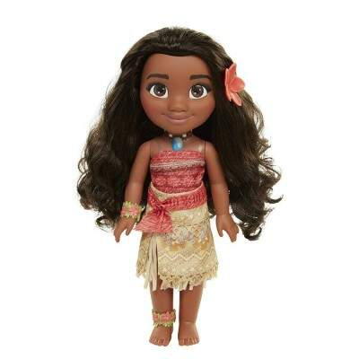 Personagens Moana Disney - Moana