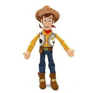 Personagens Toy Story - Woody