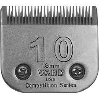 LAMINA # 10 COMPETITION - WAHL