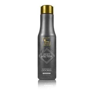 BEST SOLUTION - ELIMINADOR DE ODORES 1LT - SHOWGROOM