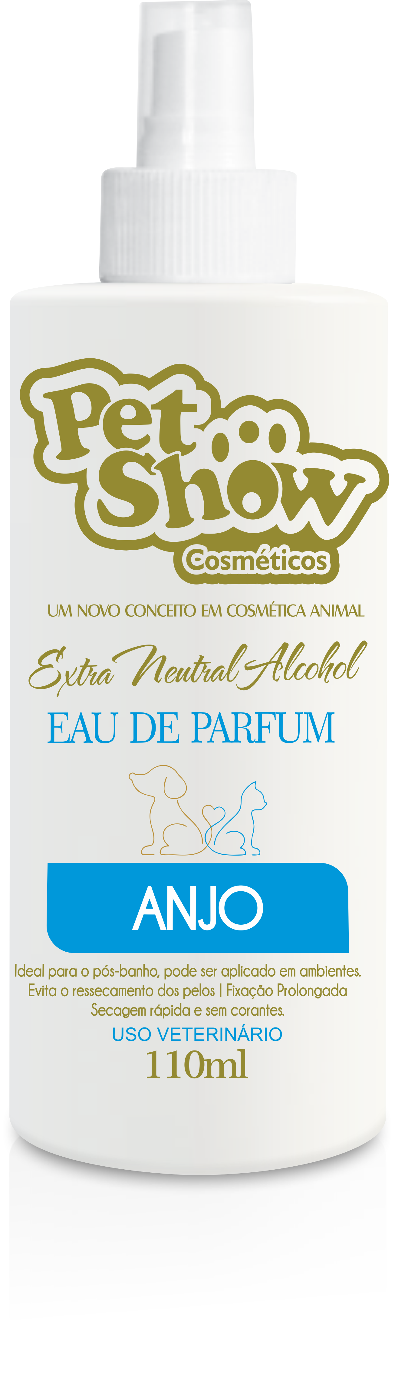 PERFUME ANJO 110 ML - PET SHOW