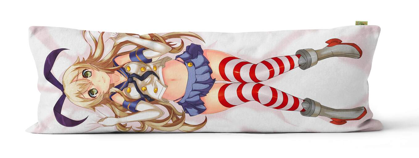 Capa Dakimakura Kantai Collection (Eroge)