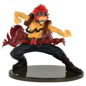 Figure Boku no Hero Academia Red Riot The Amazing Heroes