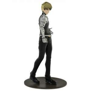 Figure One Punch-man Genos Premium DXF