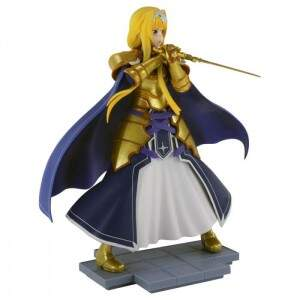 Figure Sword Art Online Alicization Alice Bandai Banpresto