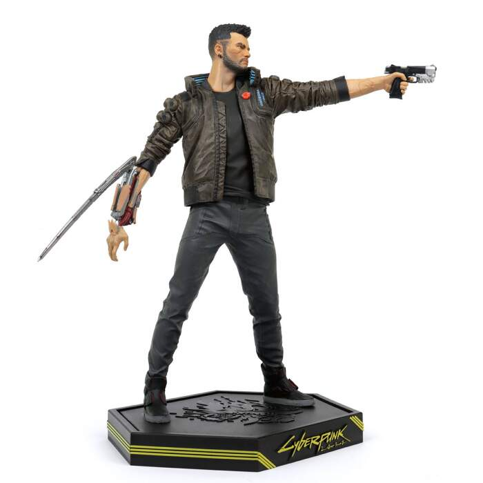 Figure Cyberpunk 2077 Male V Dark Horse