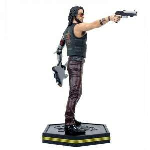 Figure Cyberpunk 2077 Johnny Silverhand Dark Horse