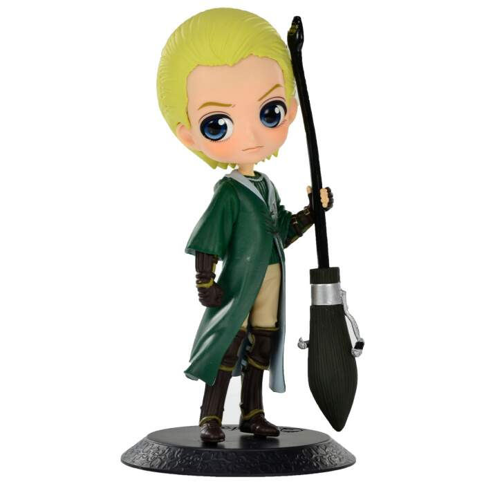 Figure Harry Potter Draco Malfoy Quidditch Style Geek