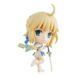 Figure Fate Grand Order Archer Artoria Pendragon Kyun Chara