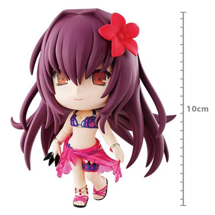 Figure Fate Grand Order Assassin Scathach Kyun Chara Anime