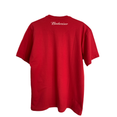 CAMISETA BUDWEISER BE A KING