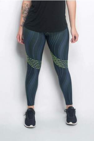 Calça Legging Fitness Matrix Cítrica