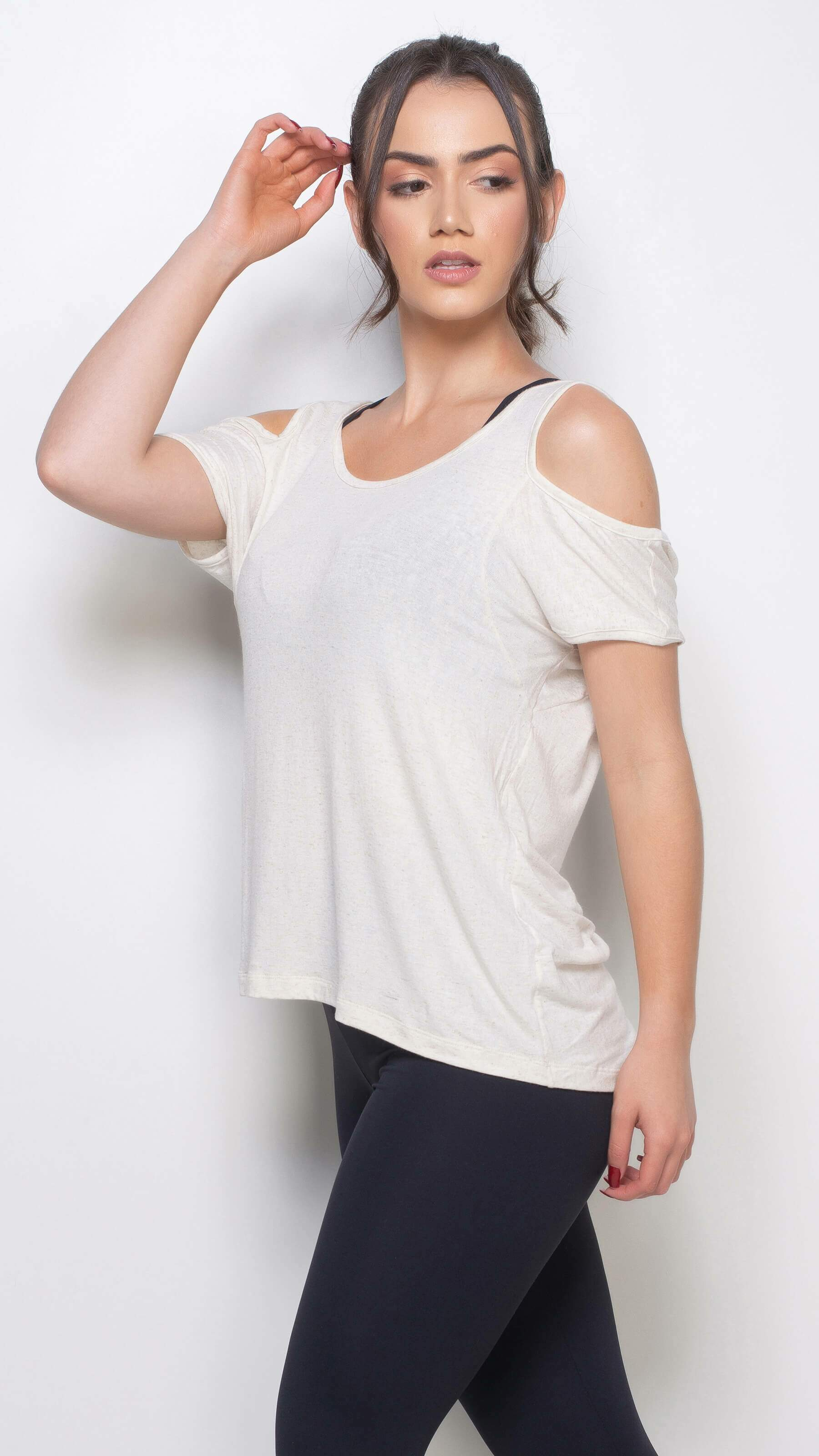 Blusa Ombro Off